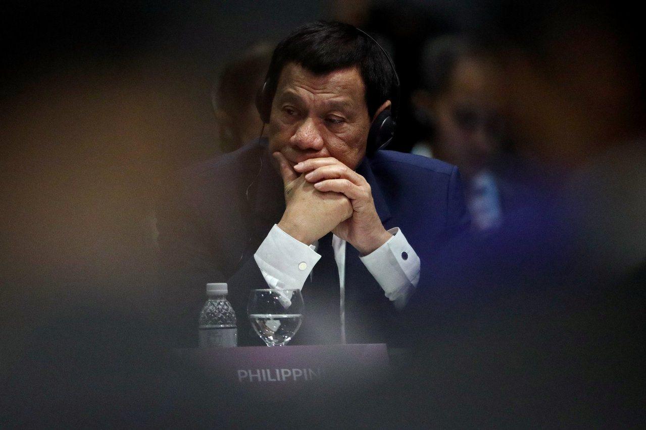 菲律賓政府將重新檢視中國政府在「一帶一路」計畫下提供的貸款。 路透