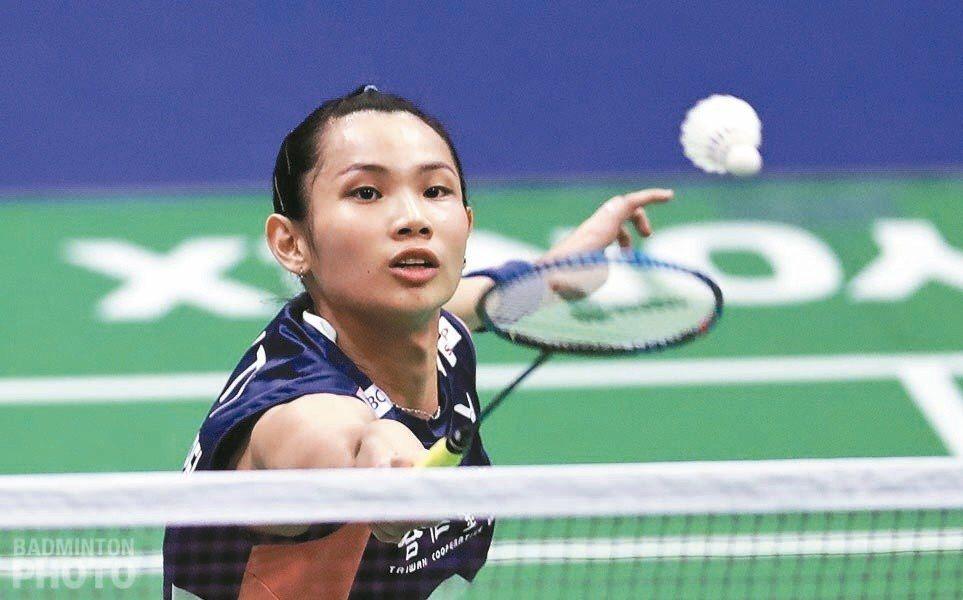 戴資穎。 圖/Badminton Photo提供