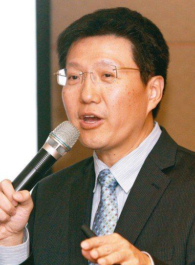 華東總經理于鴻祺 (本報系資料庫)