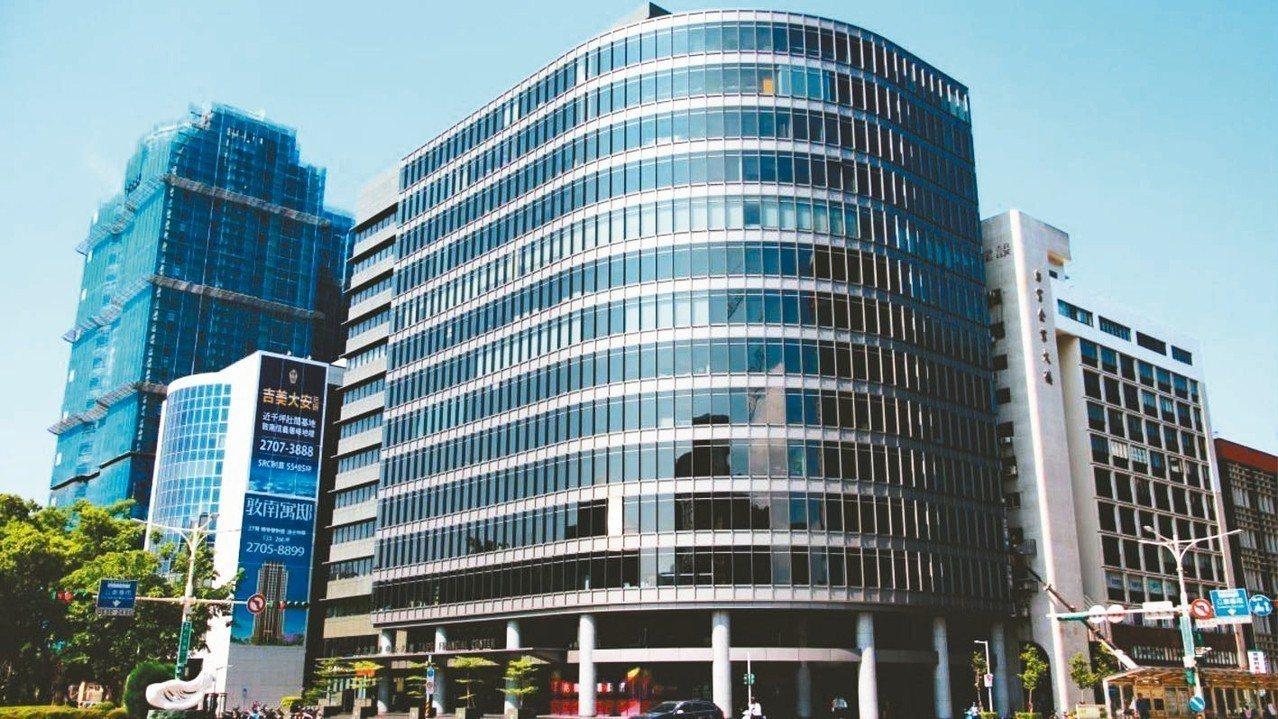台北金融大樓。 信義全球資產/提供