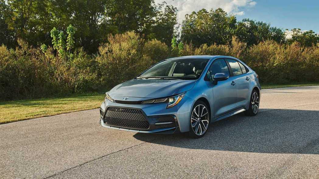 全新世代Toyota Corolla Sedan預計於2019年春季率先於美國與...