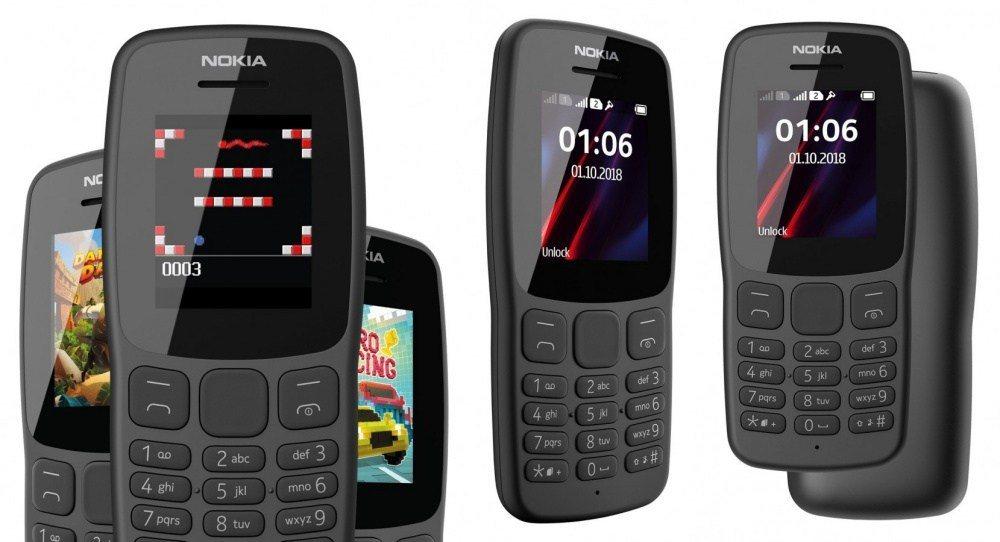 新版Nokia 106