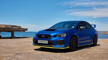 南非史上最強Subaru WRX STI Diamond Edition到底有多威?