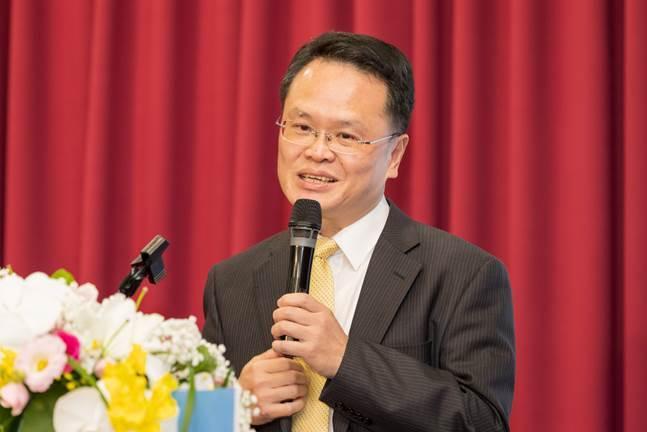智慧財產局副局長廖承威指出一個專利如果沒有質,要轉化成貨幣會有很大很大的難度。