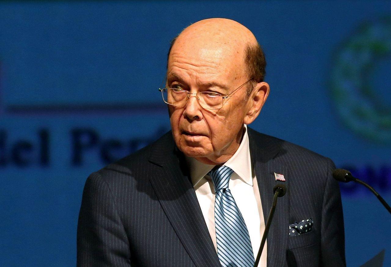 羅斯:美國仍計畫於1月1日將對中國約2,000億美元商品加徵關稅的稅率從目前的1...