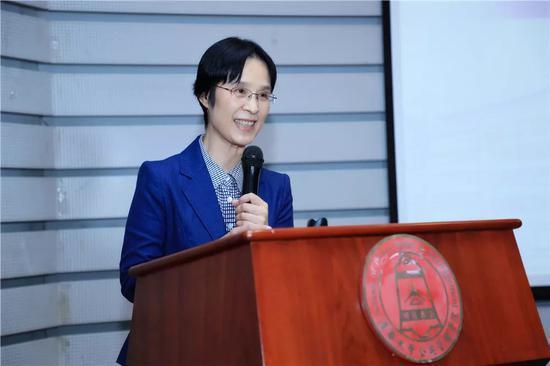 中共國務院前副秘書長江小涓出任北京清華大學公共管理學院院長。(長安街知事公眾號)