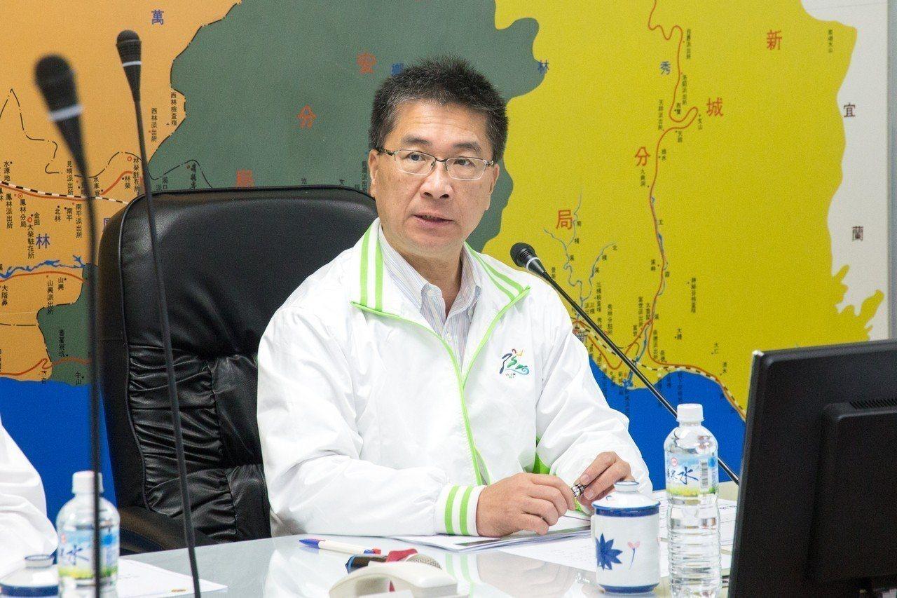 內政部長徐國勇。圖/聯合報系資料照