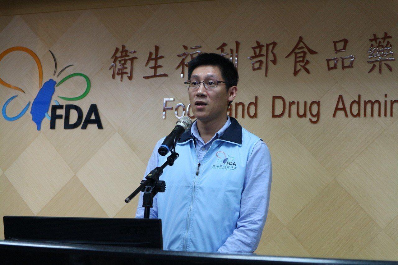 食藥署藥品組科長洪國登表示,根據賽諾菲的原廠報告,疫苗變色原因是針劑的膠塞,疑似...