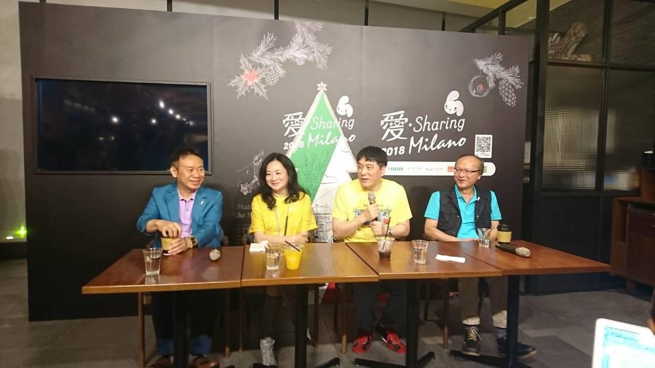 統一集團董事長羅智先認為明年肯定不是很平靜的一年。記者黃淑惠/攝影
