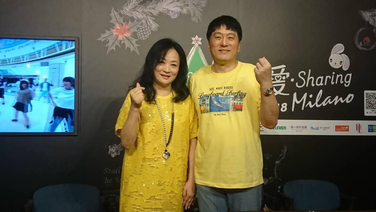 統一集團將舉行2018「愛‧Sharing」愛分享點燈活動,統一集團董事長羅智先...