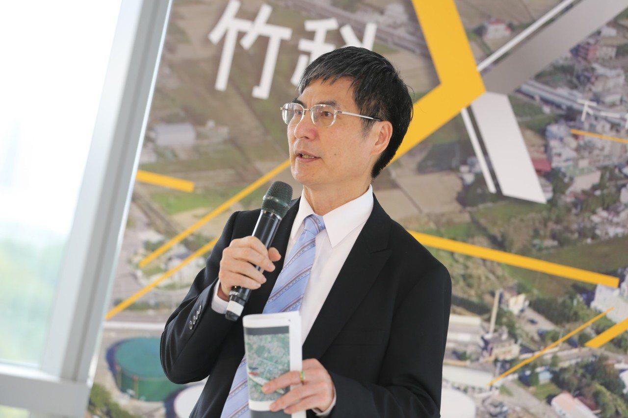 根據黨政人士透露,科技部長陳良基將轉任教育部長。 圖/新竹市府提供