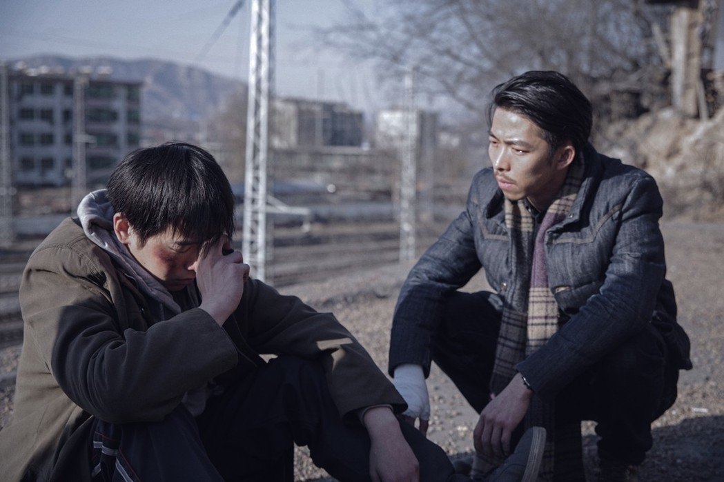 「大象席地而坐」獲觀眾票選最佳影片獎。圖/金馬影展提供