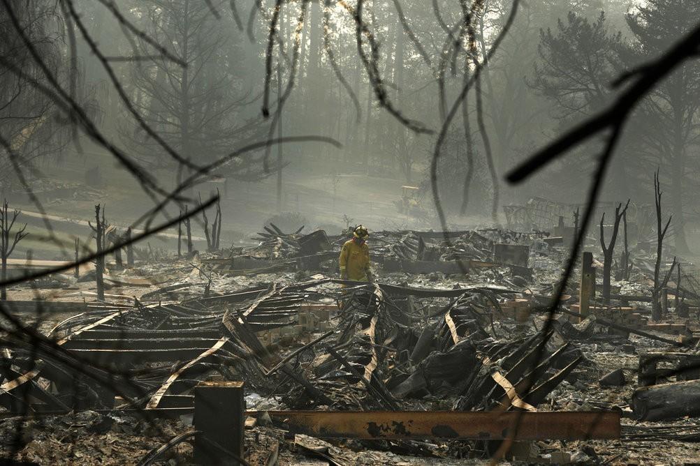 加州野火元凶 太平洋瓦斯電力公司賠償10億美元