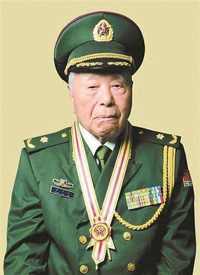 程開甲有「中國核司令」的稱號。圖╱取自解放軍報