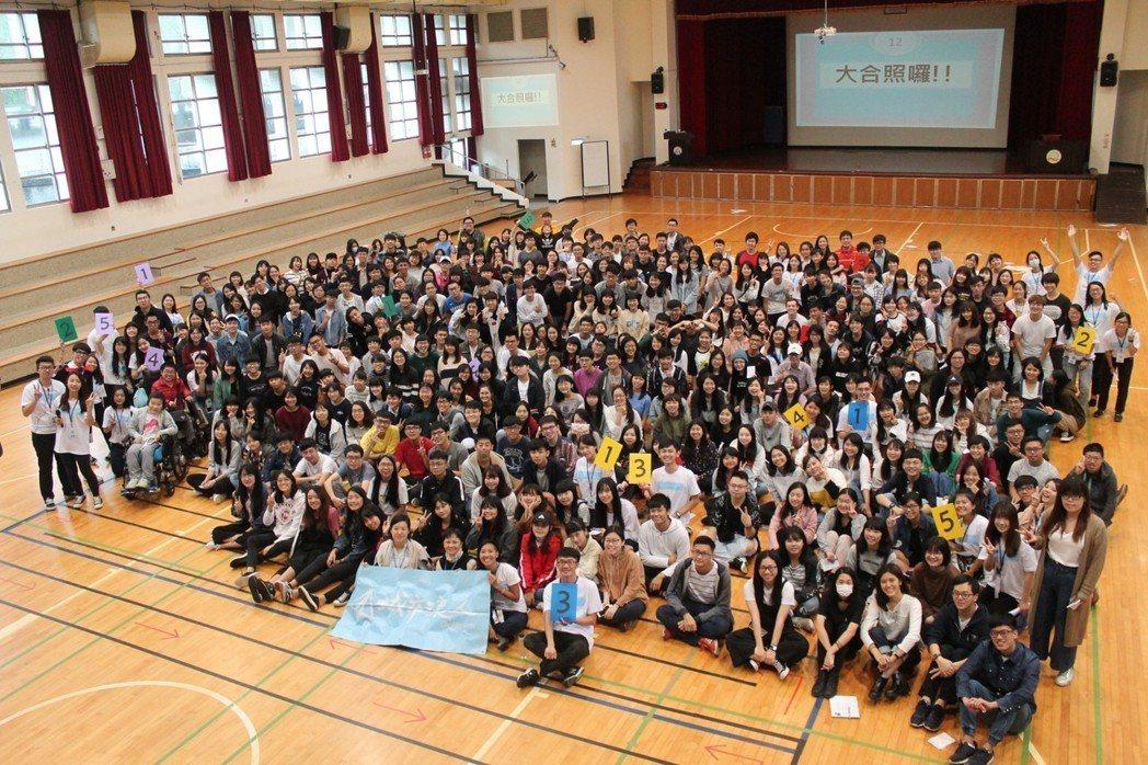 城市浪人今天舉辦第5屆流浪挑戰賽北區開幕式,277隊共831位青年將把城市變教室...