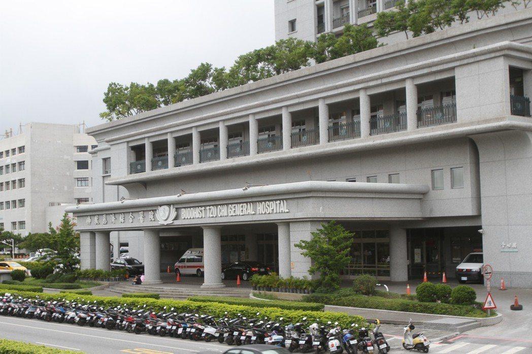 花蓮慈濟醫院爆發護理人員把尿液誤當生理食鹽水的醫療疏失。記者王燕華/攝影