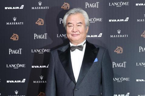 第55屆金馬獎頒獎典禮在國父紀念館舉行,涂們走星光大道。記者鄭清元/攝影