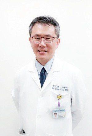 台北醫學大學附設醫院胸腔內科主任周百謙