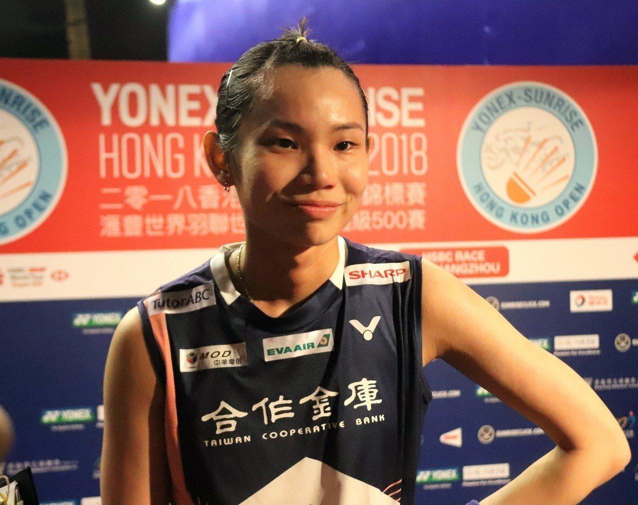 戴資穎在香港公開羽毛球錦標賽女單4強比賽進行中,因傷中途退賽,未能完成賽事。 (...