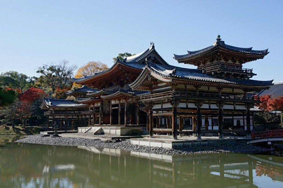 京都平等院。 圖擷自維基百科