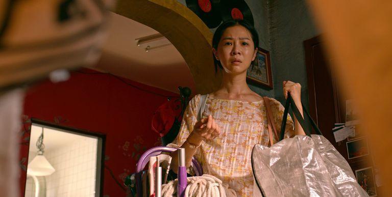 「誰先愛上他的」謝盈萱為台灣守住一座大獎。圖/華納提供