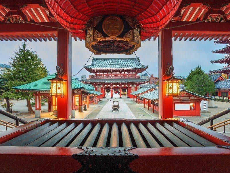 2019春節9連休帶動民眾出國意願,仍以東京最為熱門。 圖/易遊網提供
