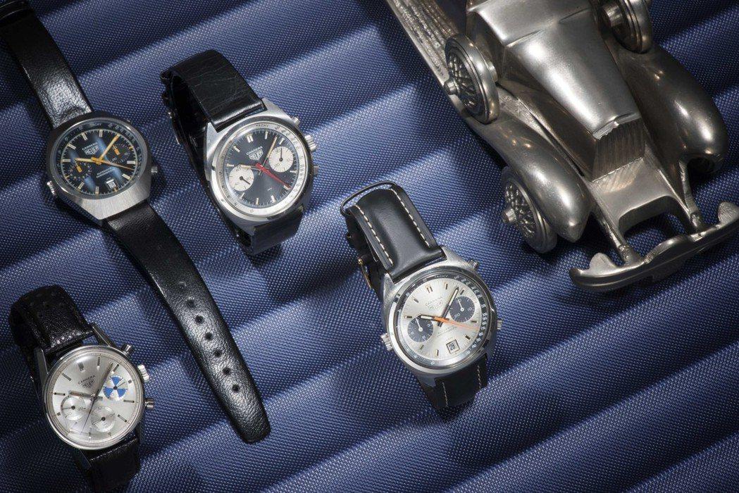 〖多 傳統 手表 品 紛紛 投入 智慧 表 研發, 並 努力 在 保留 品 特色 和 惊入 科技 間 平衡, 圖為 泰 ...