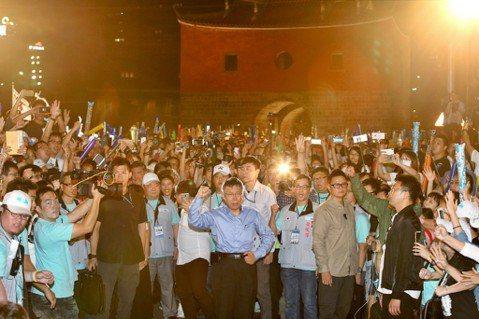 改變持續發生,台北在你手中?淺談柯文哲與丁守中的文化政見