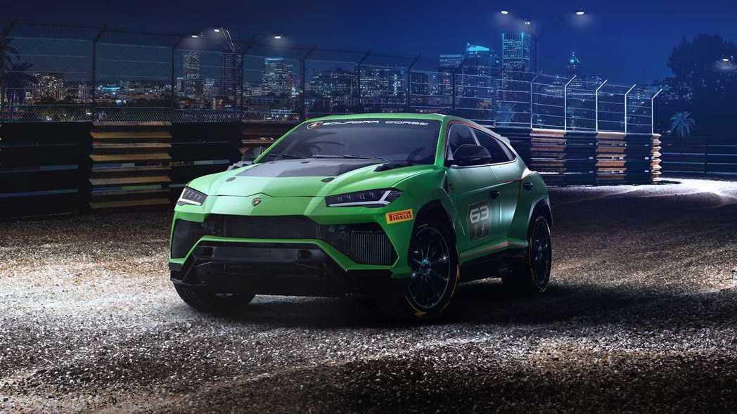Lamborghini為了展現Urus的能力,於2020年將舉辦單一車型統一規格賽事。 Lamborghini提供