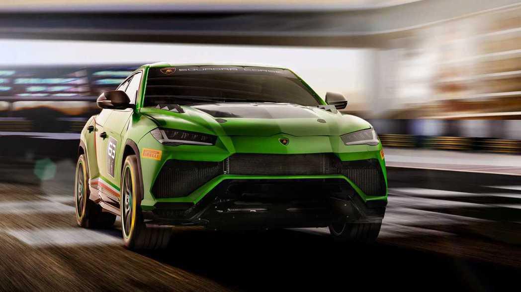 Lamborghini Urus ST-X Concept。 Lamborghi...