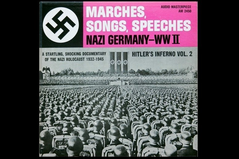 刀尖上的聲音:納粹軍歌與戈培爾的收音機
