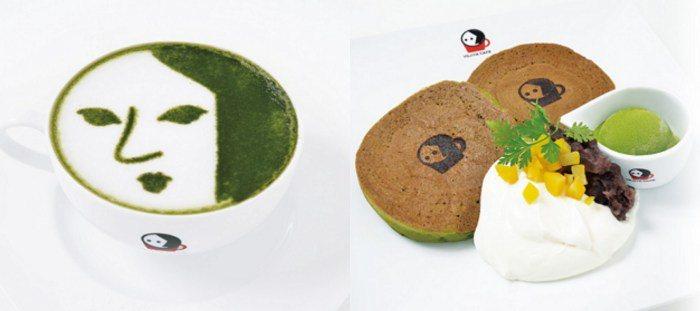 Yojiya Café──祇園店。 圖/www.yojiyacafe.com