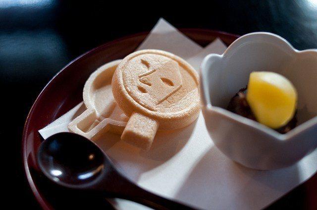 Yojiya Café──祇園店。 圖/Min Lee via Flickr