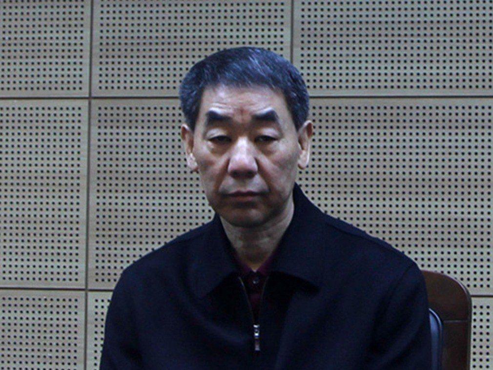 河南省人大常委會前黨組副書記、副主任王鐵落馬。(多維)