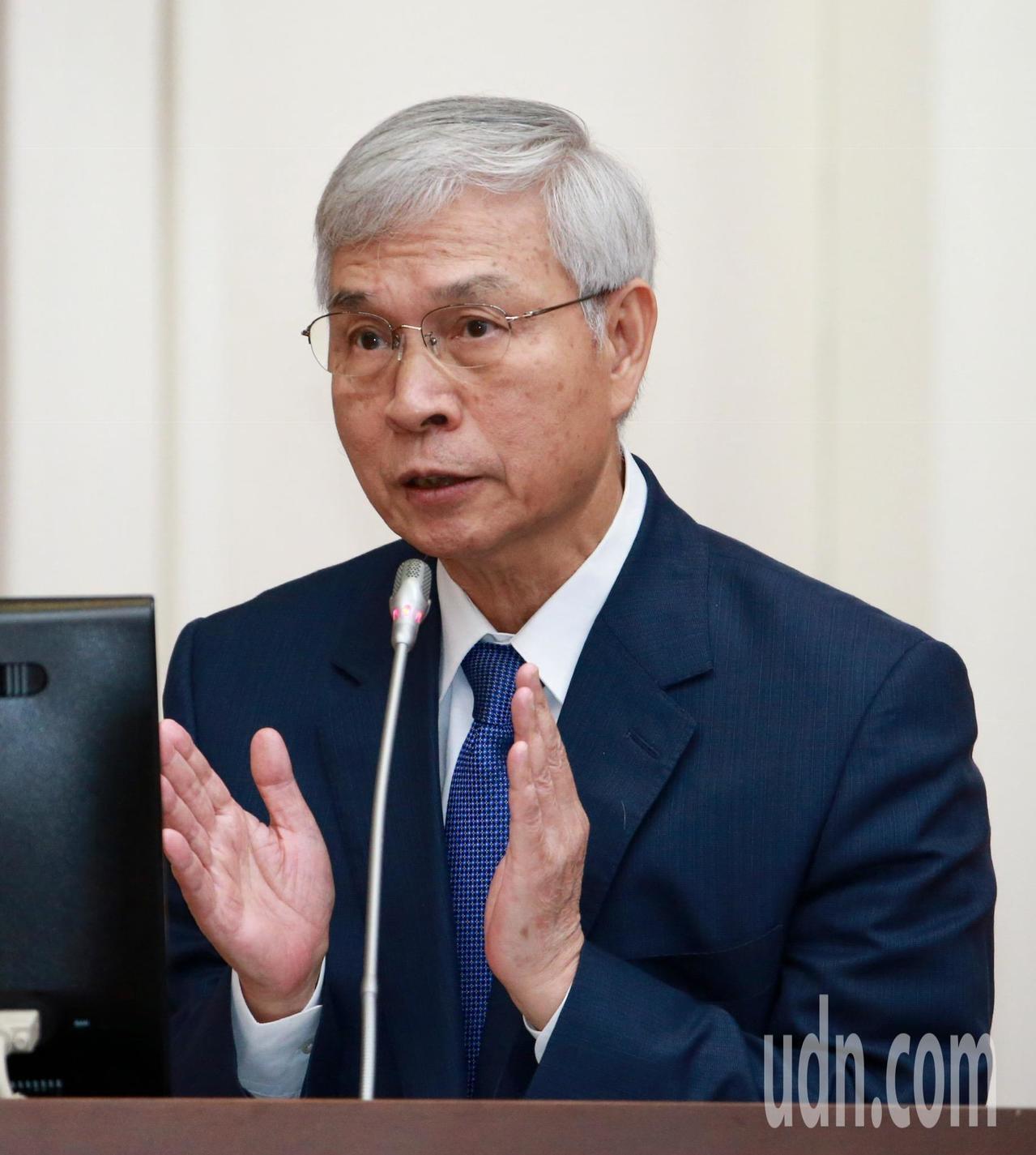 中央銀行總裁楊金龍。記者黃義書攝影。圖/聯合報資料照。