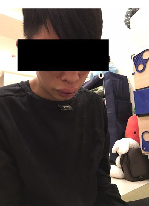 台北市警方偵破以葉姓男子為首的大型詐騙集團。記者廖炳棋/翻攝