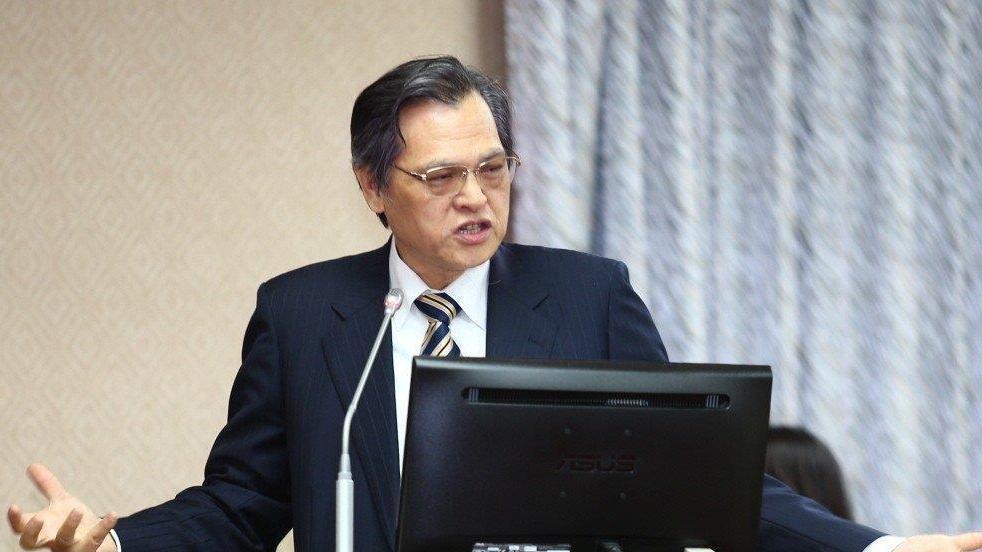 陸委會主委陳明通。(報系資料照)