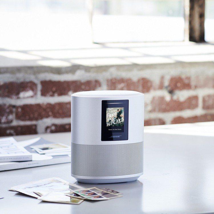 Bose Home Speaker 500智慧型揚聲器,建議售價13,999元,...