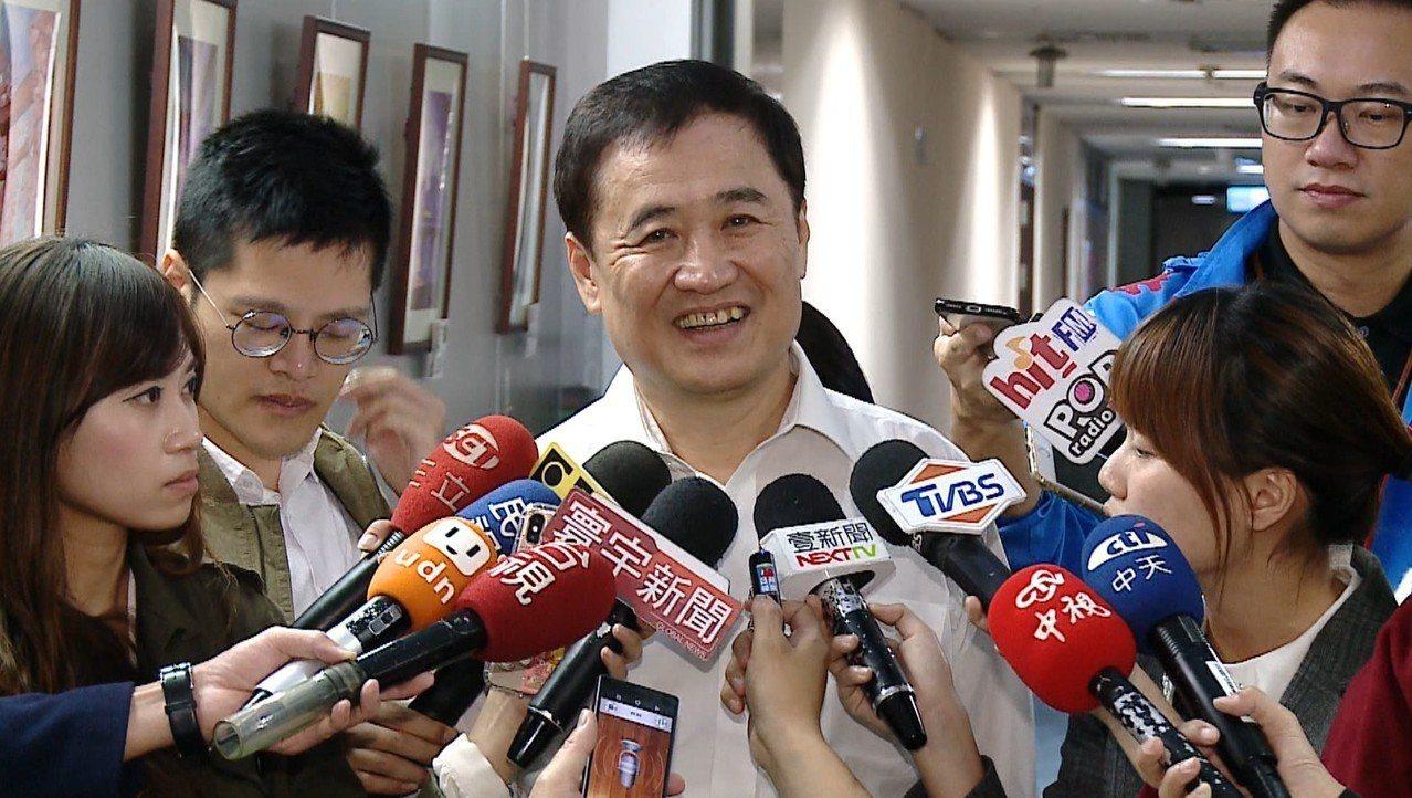 民進黨籍台北市副市長陳景峻說,民進黨是個很寬容、很包容的政黨,不會因為一次選舉就...