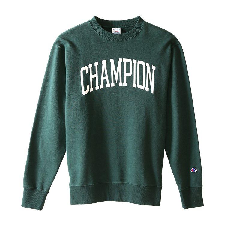 Champion Campus圓領衫,1,980元。圖/寶立提供