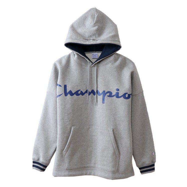 Champion AS連帽上衣,4,980元。圖/寶立提供