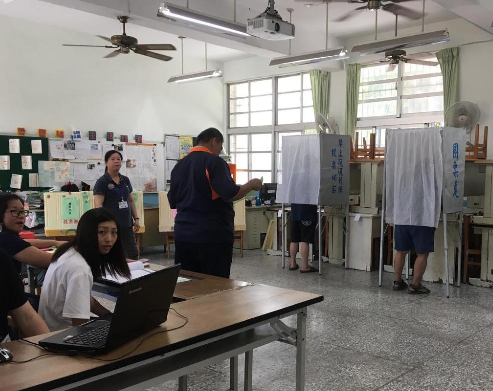 107年地方公職人員選舉及全國性公民投票,將於本週六上午8時起至下午4時止舉辦。...