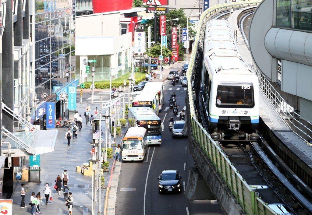 今年前三季,大內科商用不動產投資金額占台北市總交易金額超過七成,大內科已成為台北...