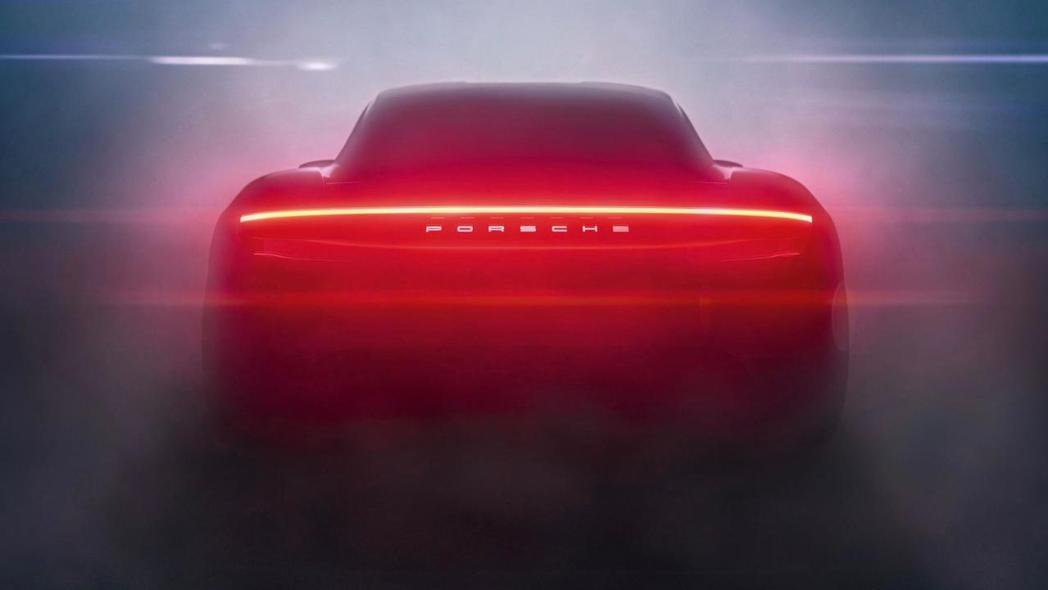 Porsche 全新純電跑車Taycan 預購計畫即日起正式起跑。 摘自Porsche