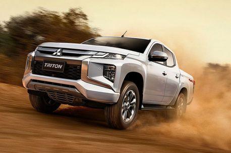 小改晉升全球戰略車款!三菱中型皮卡Triton換容並擴大銷售市場