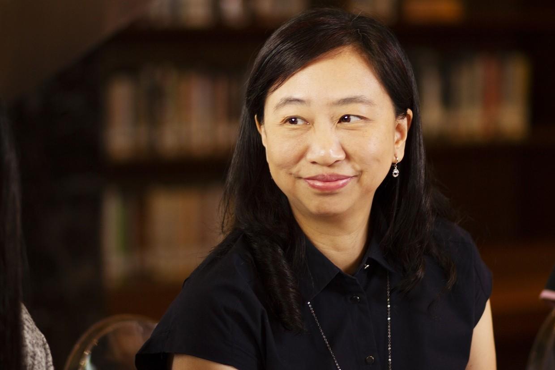 臺大農藝學系教授王淑珍。