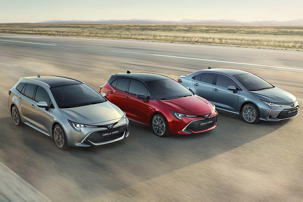 自今年3月瑞士日內瓦車展以來,歐規Toyota Corolla已經率續備妥掀背、...