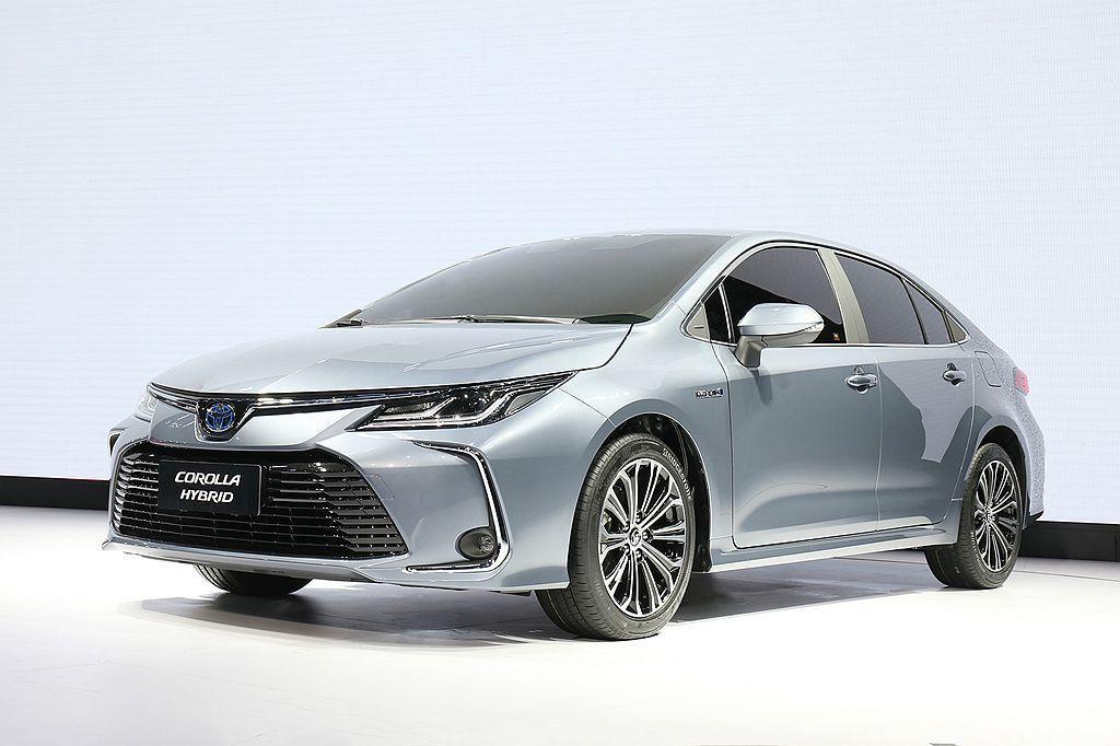 中國市場Levin或Corolla皆有相當豐富的動力可選,如1.2T、1.6L、...