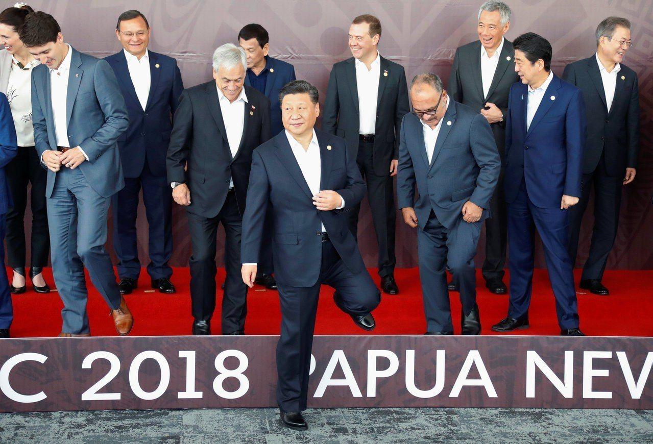 亞太經合會(APEC)領袖峰會18日閉幕,領袖宣言卻難產。路透