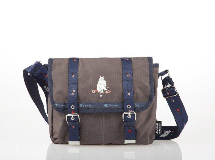 美好事物斜背包,5,250元。圖/LeSportsac提供